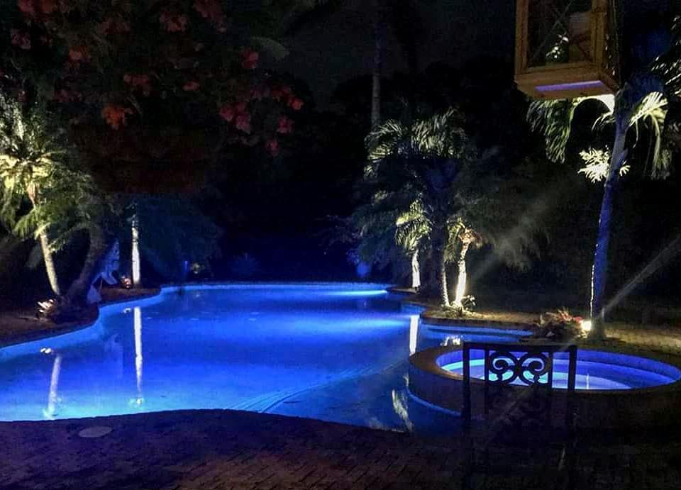 Swimming Pool Lights to Enhance Your Luxury Swimming Pool Experience